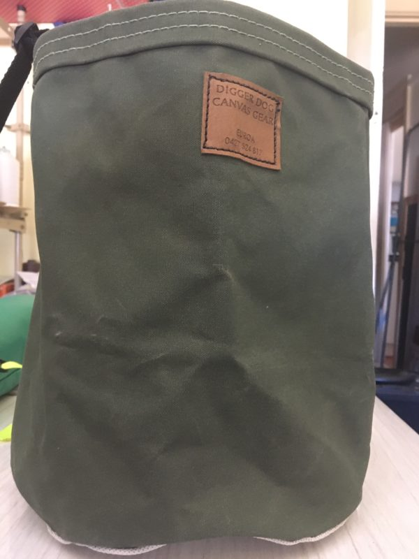 Canvas?mesh nose feed bag