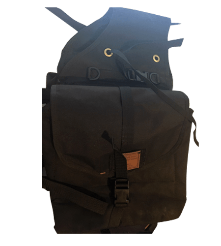 INSULATED REAR DOUBLE SADDLE BAG-min