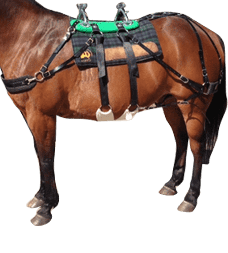 Pack saddle harness-min